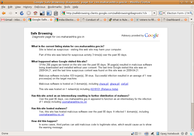 google-safe-browsing-diagnostic-page-for-ceomaharashtragovin-mozilla-firefox
